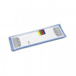 Mop microfibra 40cmx13cm zatrzaski