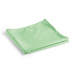 Mikrofibra zielona welurowa 40x40cm