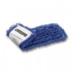 Niebieski pętelkowy mop z mikrofibry ECO!