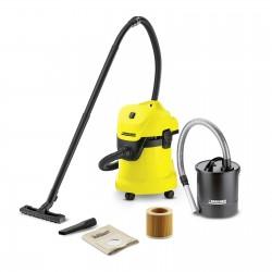 Odkurzacz uniwersalny                                            WD 3 – zestaw do czyszczenia kominka